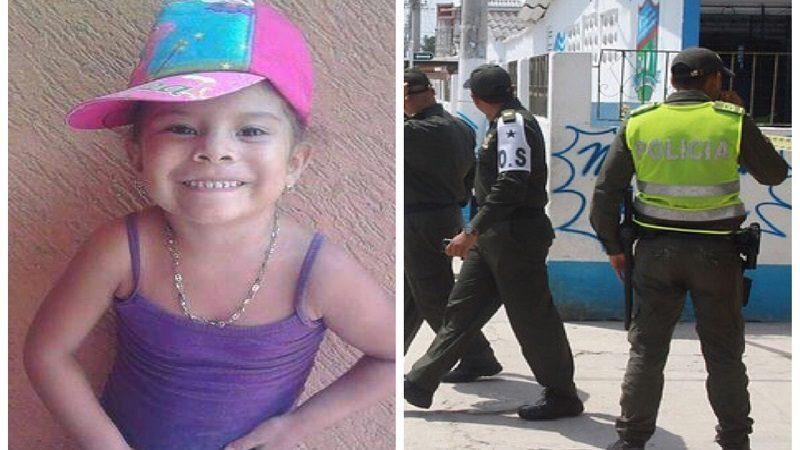 Encuentran a niña que habían reportado como raptada en Malambo