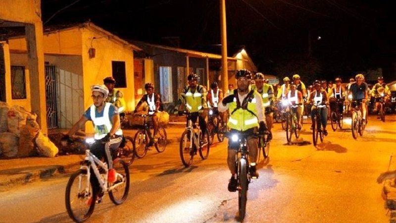 Este miércoles 1 de noviembre, novena 'Biciquilla' por las calles de la ciudad