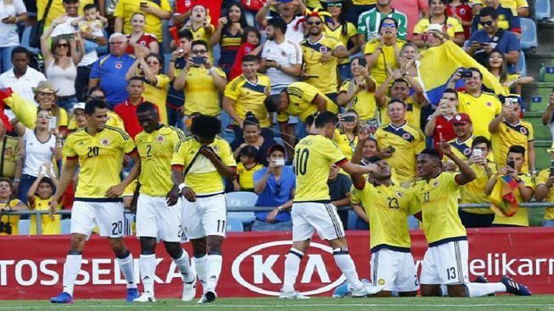 Estos son los horarios para los partidos de Colombia en el Mundial de Rusia