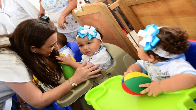 Inauguran nuevos Centros de Desarrollo Infantil del ICBF en Suan y Ponedera