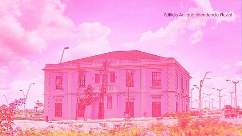 Intendencia Fluvial se viste 'Modo Rosa' en apoyo a la lucha contra el cáncer de mama