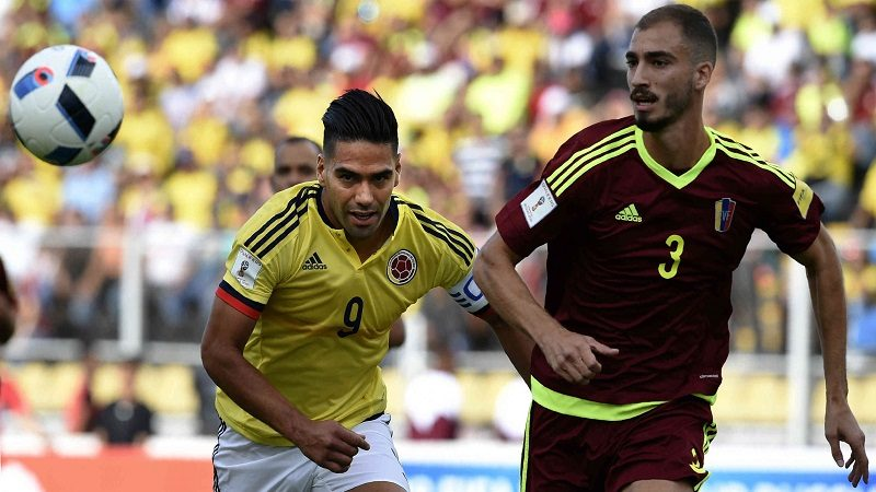 La Fifa multó a Colombia por retraso en el juego frente a Venezuela