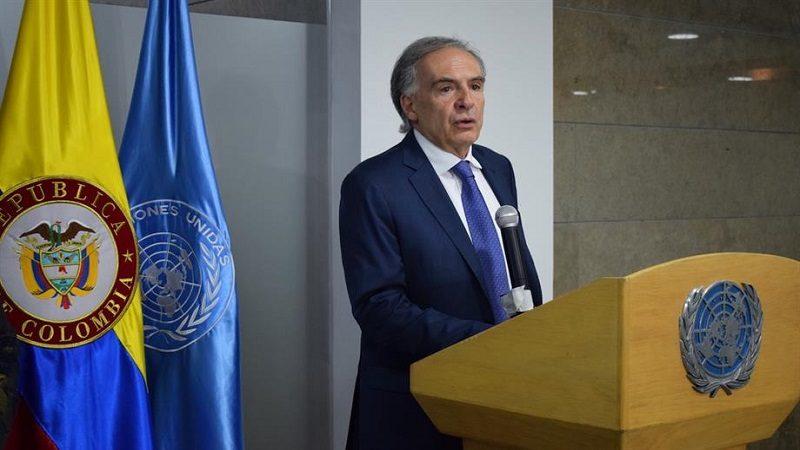 Misión de la ONU comenzó verificación y monitoreo de cese al fuego con el ELN