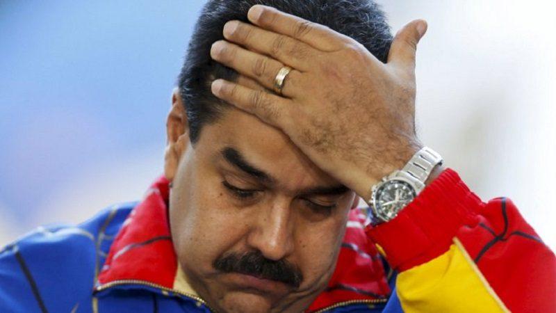 Odebrecht habría aportado U$35 millones a campaña de Maduro
