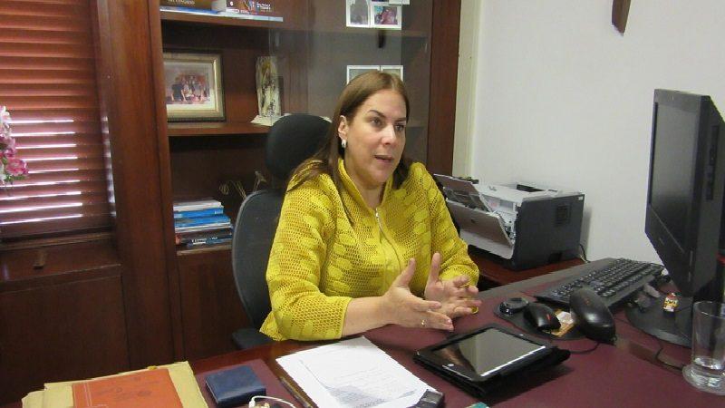 Representante Martha Villalba cita a debate por crisis del sector aeronáutico en el país