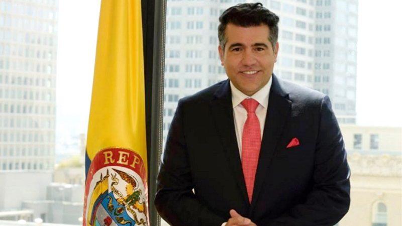 Tumban nombramiento de Carlos Calero como cónsul en San Francisco
