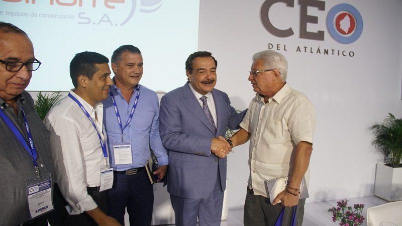 Alcaldes de Guayaquil y Soledad hablan sobre saneamiento básico, vías y parques