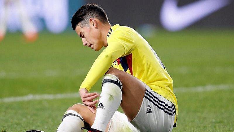 Colombia cayó 2-1 ante Corea del Sur en partido amistoso
