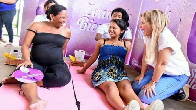 Con talleres y charlas, más de 1.500 mujeres descubrieron el poder de amamantar 1