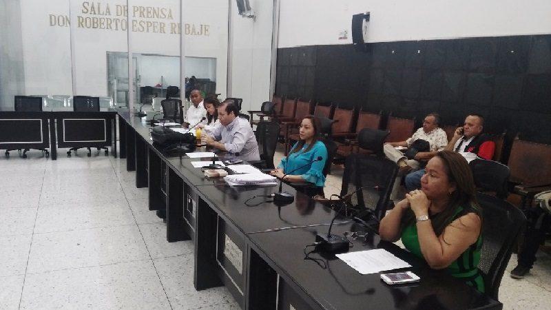 Diputados del Atlántico aprueban facultades al Gobernador, en segundo debate