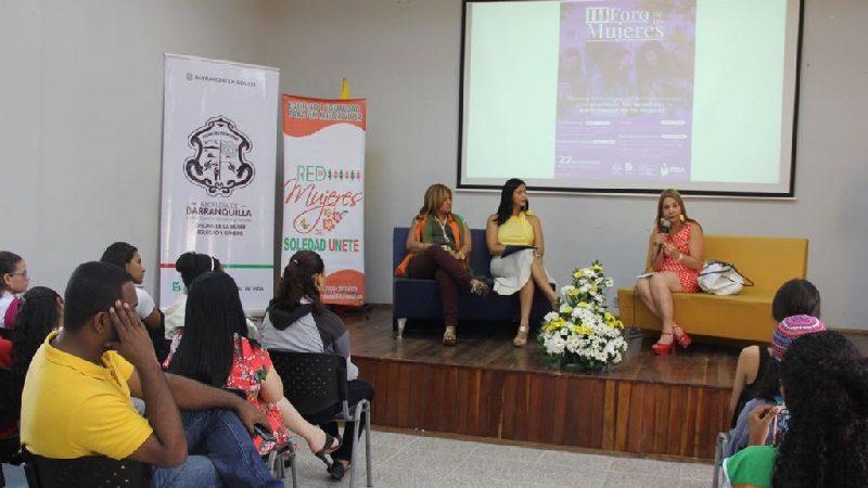 Distrito conmemora Día de la Eliminación de la Violencia contra la Mujer