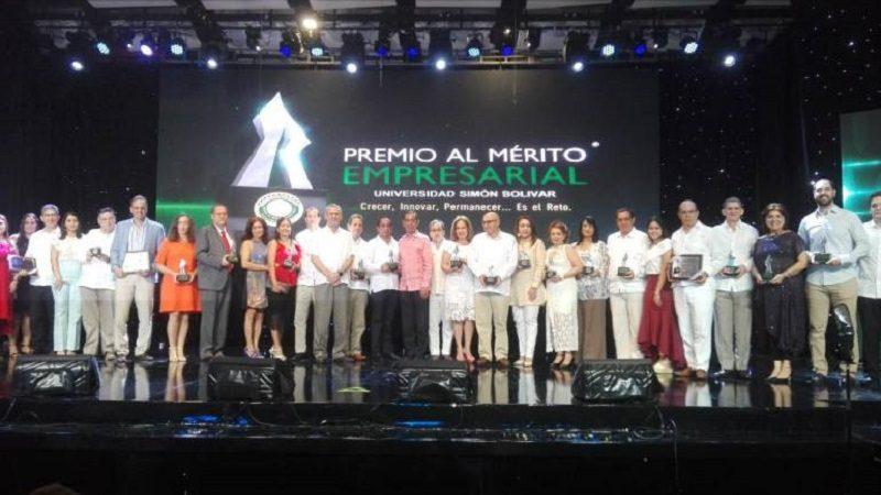 Findeter, ganador del Premio Mérito Empresarial 2017 - Región Caribe