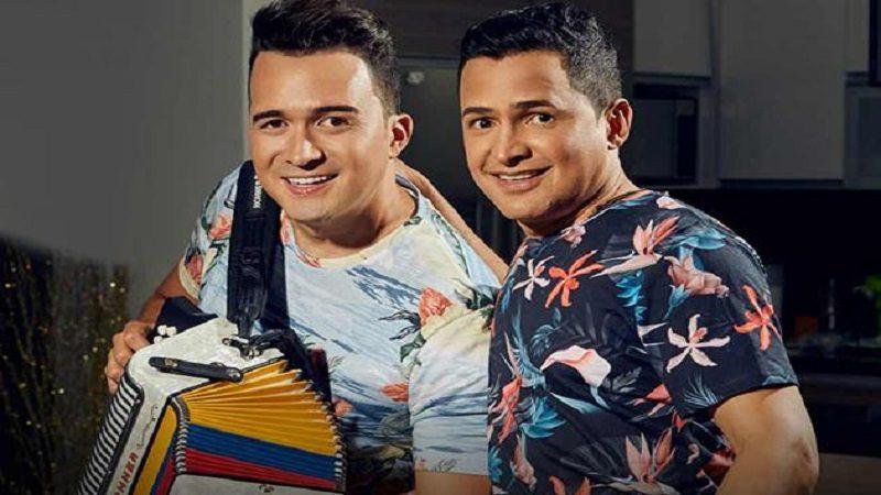Jorge Celedón y Sergio Luis Rodríguez