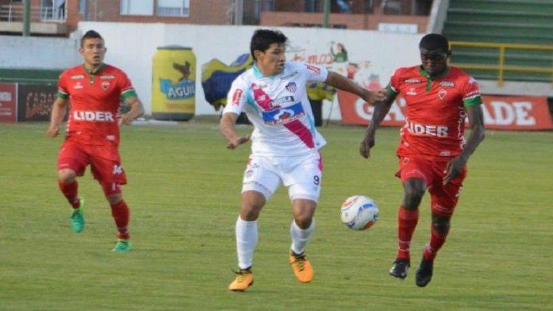 Junior cayó 1-0 ante Patriotas en Tunja