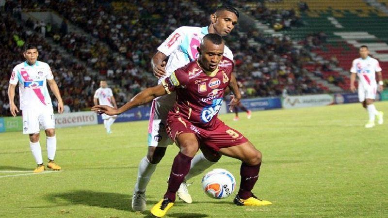 Junior le empató 2-2- al Tolima, con equipo alterno y de visitante