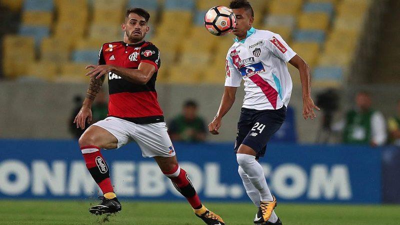Junior perdió 2-1 con Flamengo en la semifinal de la Suramericana