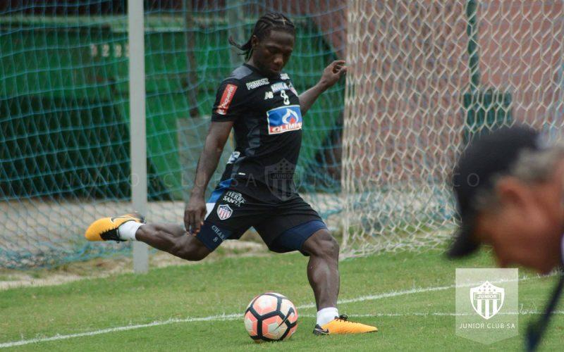 Junior se prepara en Río de Janeiro para enfrentar a el Flamengo