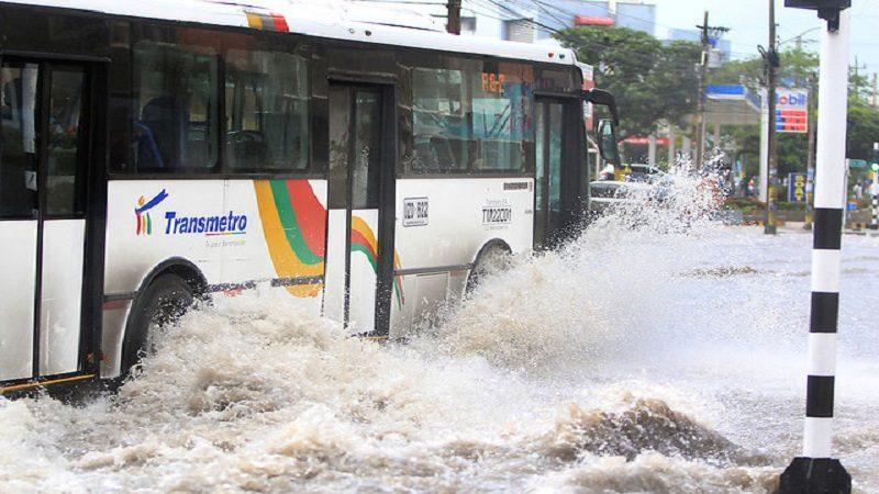 Lluvias dejan 14 muertos y 1.307 viviendas averiadas en el país