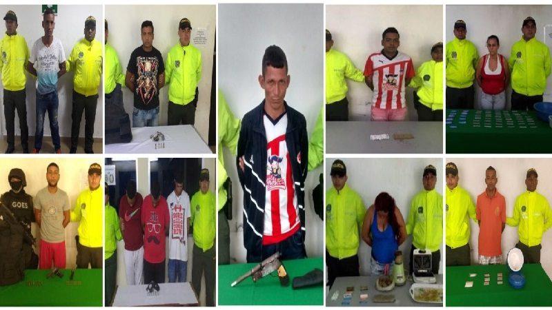 Operación 'Barranquilla Segura' deja 29 personas capturadas 1