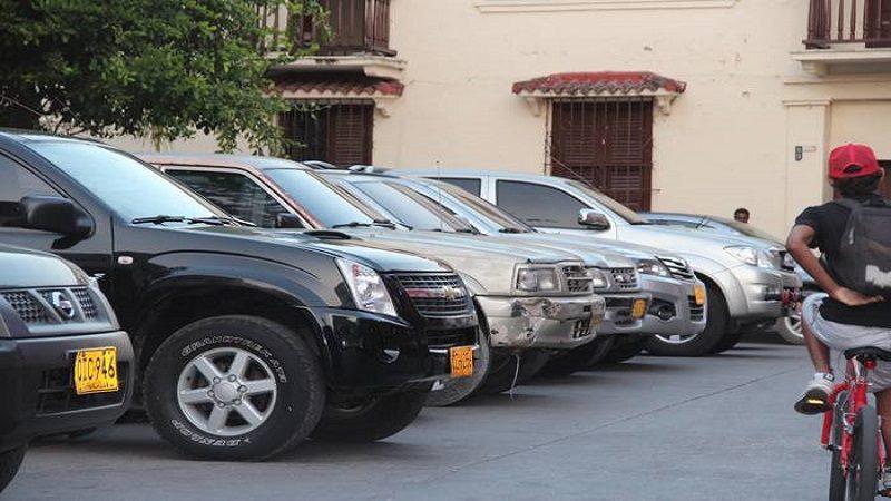 Parqueaderos deben responder por buen estado de vehículos