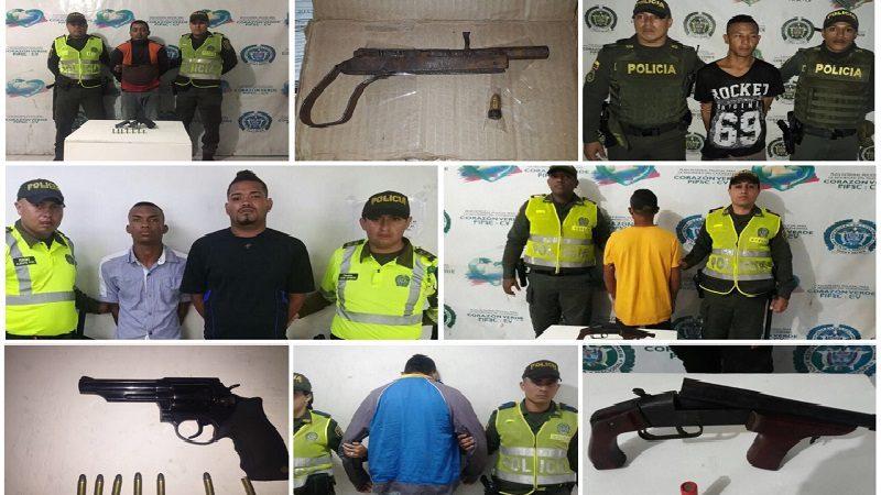 Policía captura 51 personas por diferentes delitos en Barranquilla y Soledad, en el fin de semana