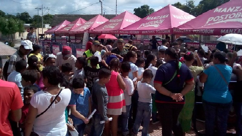 Policía lanza campaña para prevenir accidentes de niños con pólvora en Atlántico