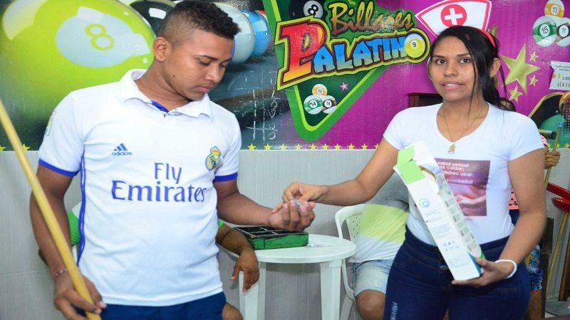 Secretaría de Salud de Soledad entregó 3 mil preservativos en el fin de semana