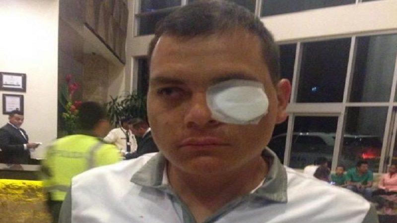 Suspenden partido Junior-Pasto en Barranquilla, por agresión al equipo visitante