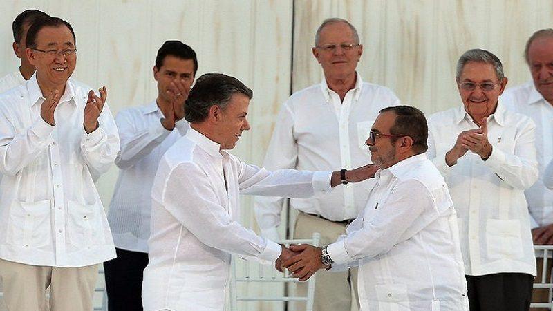 primer aniversario de la Firma del Acuerdo de Paz con las FARC