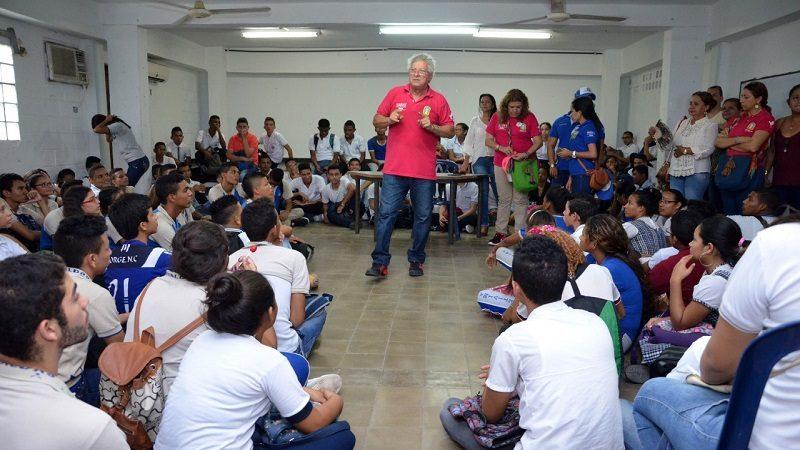 17 colegios de Soledad y 12 de Barranquilla con altas calificaciones en el ICFES
