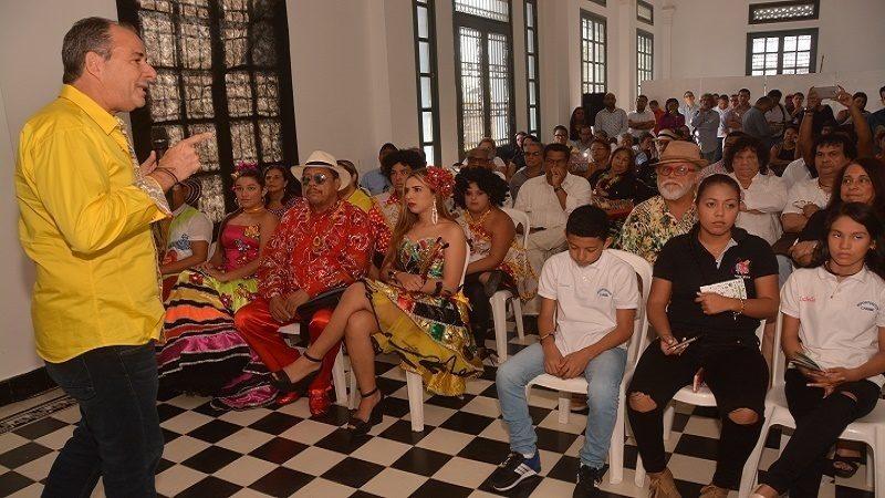 Abierta convocatoria para entrega de estímulos a los hacedores del Carnaval en 2018