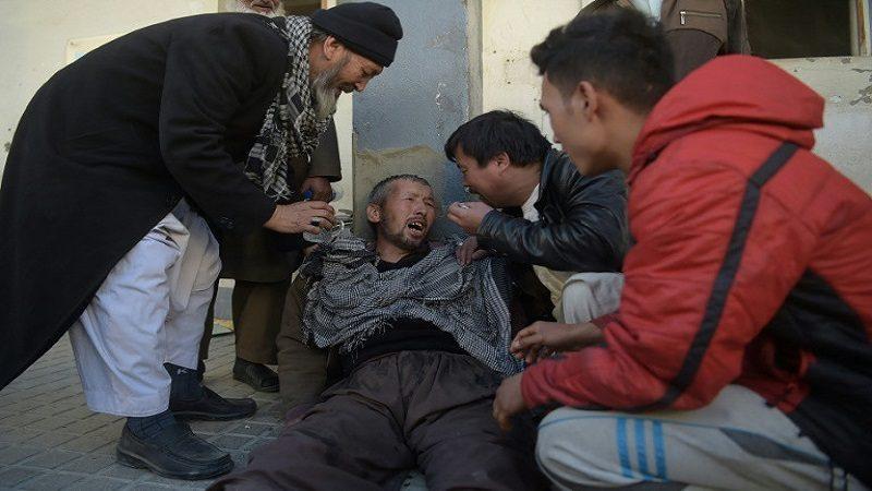Al menos 40 muertos en atentado reivindicado por el EI en Kabul