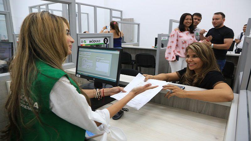 Alcaldía de Barranquilla abrió una nueva sede en el norte de la ciudad