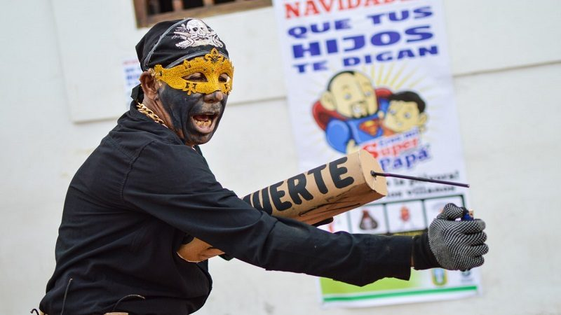 Alcaldía de Soledad lanza campaña para evitar accidentes con pólvora este fin de año