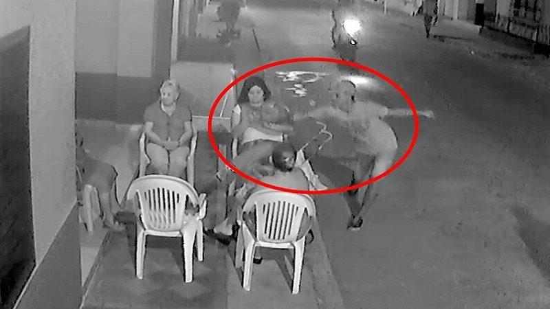 Así están robando celulares en el municipio de Sabanalarga