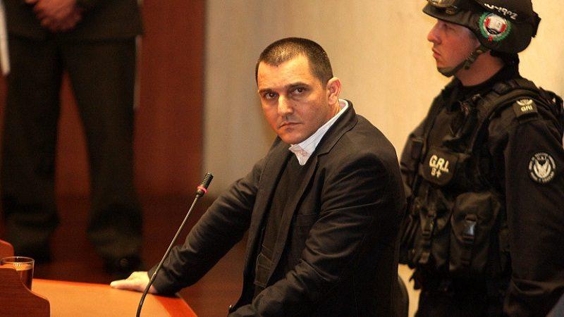 EE. UU. deportó al ex jefe paramilitar alias HH a Colombia