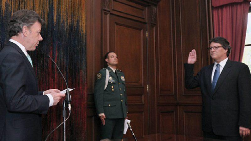Gustavo Bell, nuevo jefe del equipo negociador de paz con el ELN