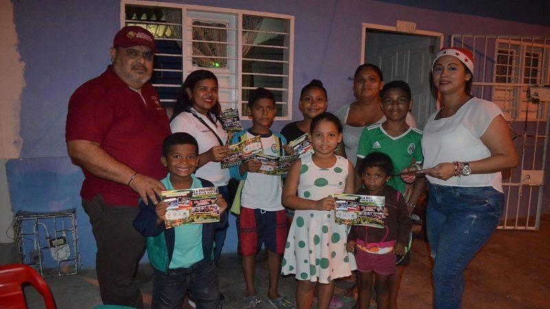 Lanzan campaña 'Prende la Fiesta Sin Pólvora', en Malambo