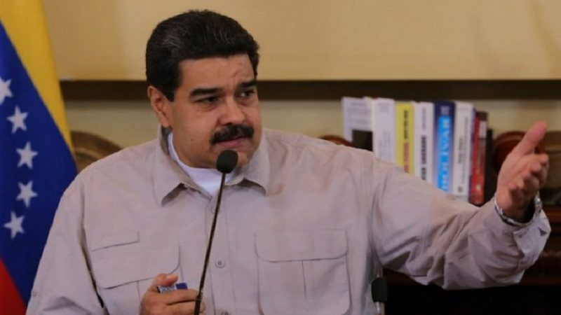 Nicolás Maduro anuncia el Petro, la criptomoneda de Venezuela