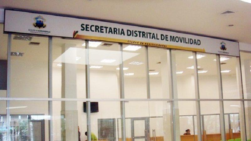 Sedes de la Secretaría de Tránsito no atenderán este sábado 9 de diciembre