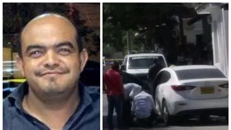 A Moisés lo asesinaron por robarle $18 millones que llevaba en el carro