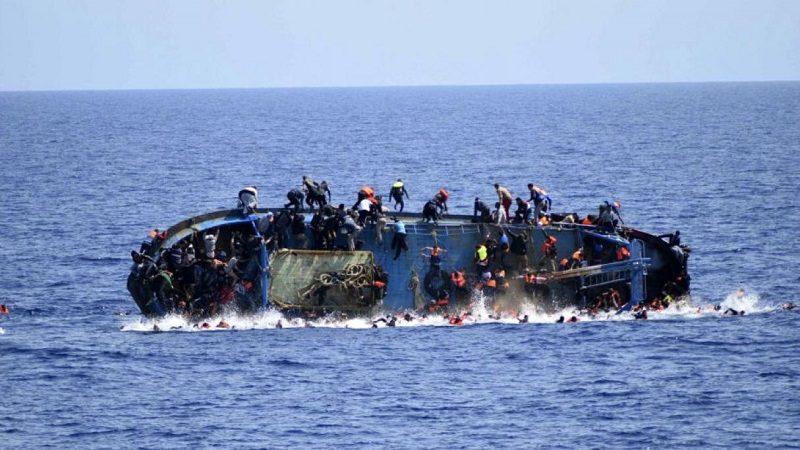 Al menos 25 muertos en un naufragio de migrantes ante costas libias