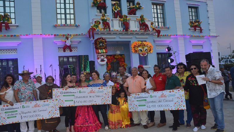 Alcaldía de Barranquilla aporta $5.450 millones para la agenda del Carnaval 2018