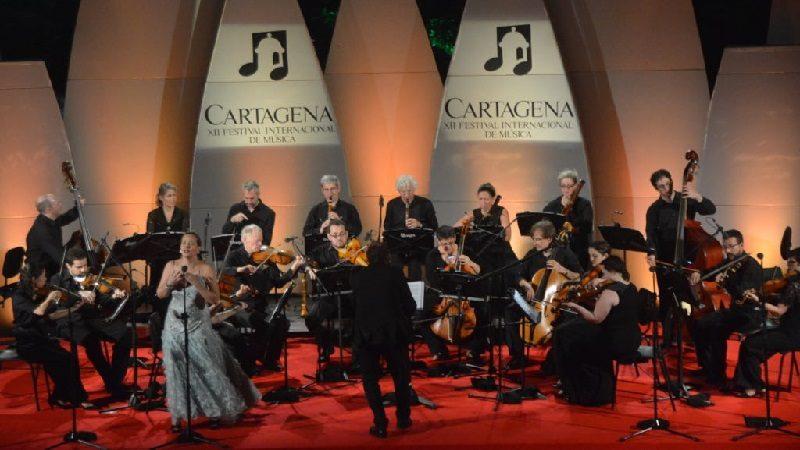 Barranquilla vibró con la opera al cierre del Cartagena Festival