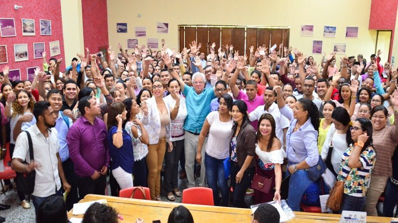 Colegios oficiales de Soledad tienen 213 nuevos docentes en 2018