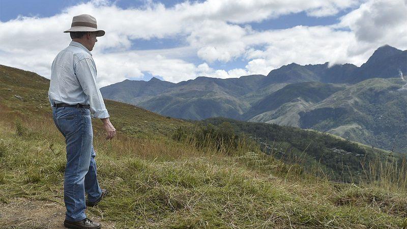 Si nosotros permitimos que se destruyan estos páramos, se secan nuestros ríos y se muere la biodiversidad, el medio ambiente, advirtió este 20 de enero el Presidente en la Serranía de Perijá.