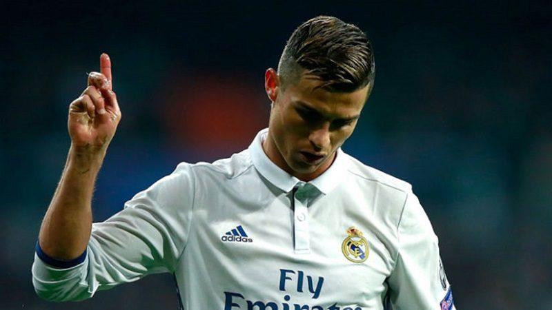 Cristiano Ronaldo quiere ganar lo mismo que Messi y Neymar