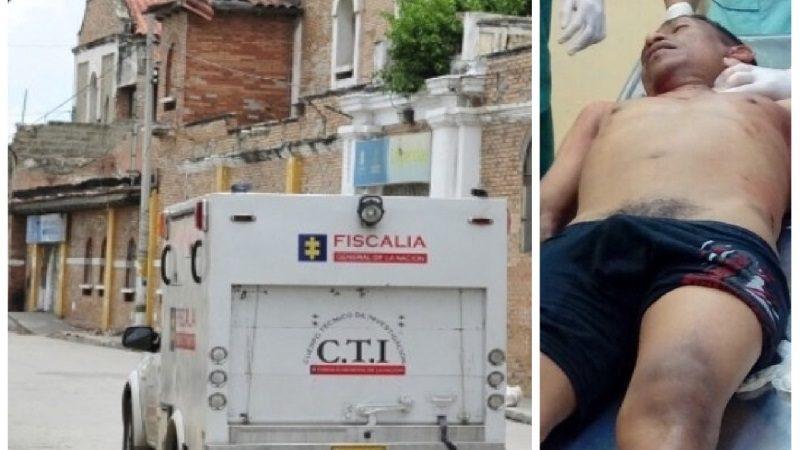 Delante de una niña asesinan a alias 'el Gato' en el barrio Rebolo