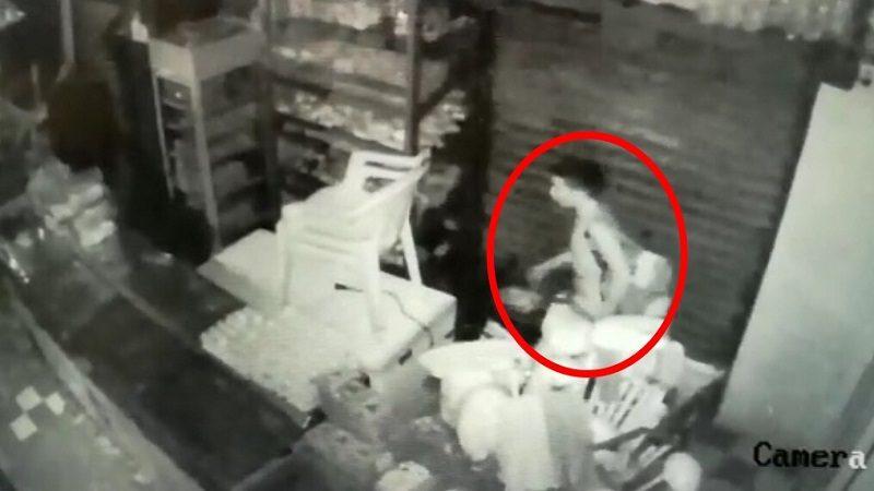 Vídeo: Denuncian que un venezolano se robó $12 millones en tienda del barrio Boston