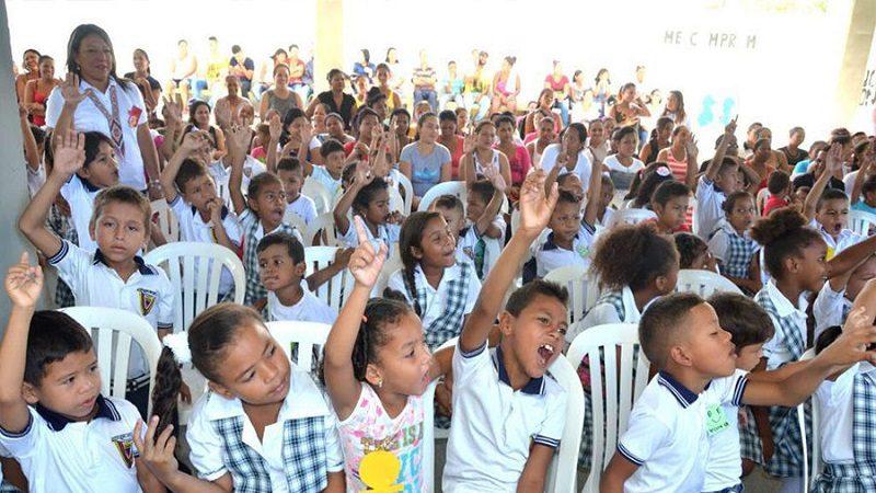 Desde este jueves 25 de enero, Distrito inicia atención integral a 53.130 niños de primera infancia